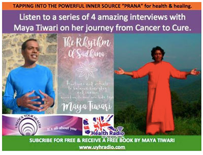 Maya Tiwari's Interview with Dr. Murthy : Episode 5