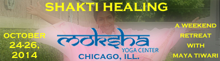 MOKSHA YOGA CENTER ~ CHICAGO, ILL.